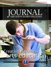 Front cover of April 2017 Journal issue
