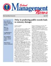 School Management News cover