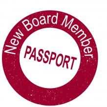 New Board Member Passport